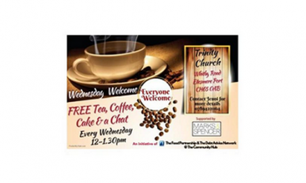 Wednesday Welcome at Trinity Ellesmere Port