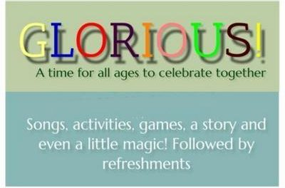Glorious! All-age Service at Trinity Ellesmere Port